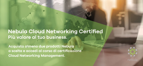 CORSO CLOUD NETWORKING CERTIFIED