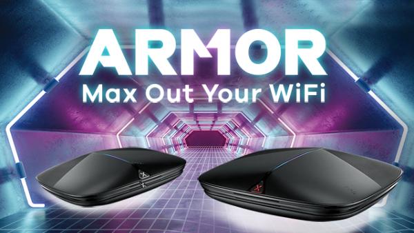 Zyxel Armor G1 Multi Gigabit Router unpacking, setup and tips