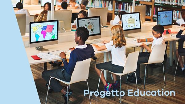 Cablaggio strutturato sicuro, wired e wireless, all'interno degli edifici scolastici – Progettazione e realizzazione