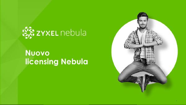 Guida al nuovo sistema Licensing di Nebula