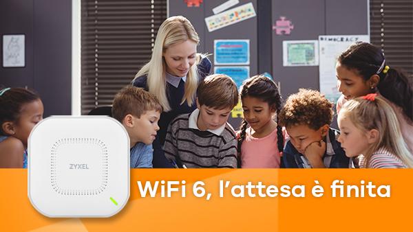 WiFi 6   Capacità e velocità di rete quadruplicate